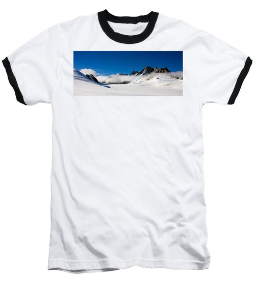 On Fox Glacier Baseball T-Shirt