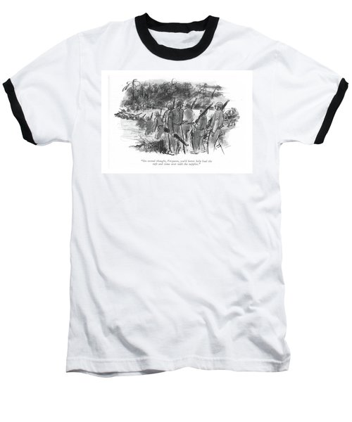 On Second Thought Baseball T-Shirt