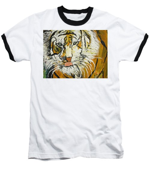 On The Prowl Zoom Baseball T-Shirt