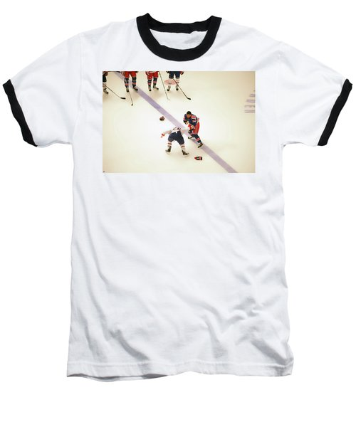 One Two Punch Baseball T-Shirt
