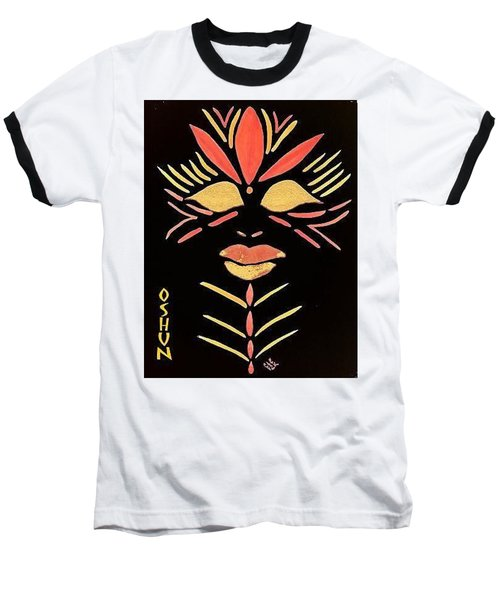 Oshun Baseball T-Shirt