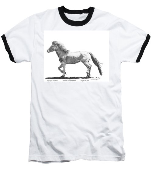 Oshunnah Stepping Out For Freedom Baseball T-Shirt
