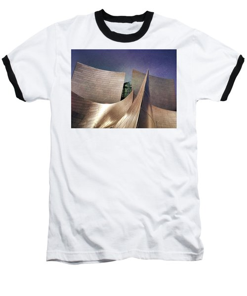 Outer Planes Baseball T-Shirt by Mark David Gerson