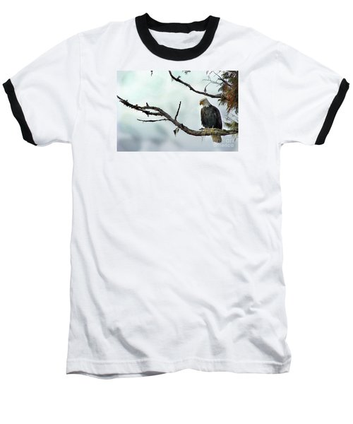 Overseeing Dinner Baseball T-Shirt