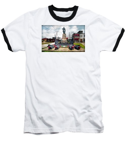 King Jaja's Mausoleum Baseball T-Shirt