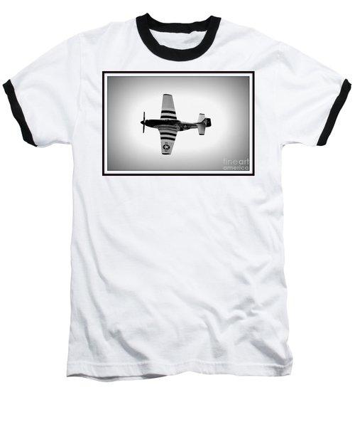 P51 King Of The Skies Baseball T-Shirt