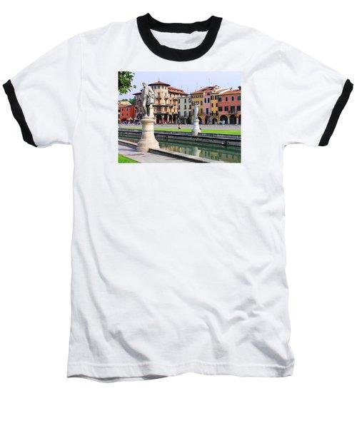 Padova Baseball T-Shirt by Oleg Zavarzin