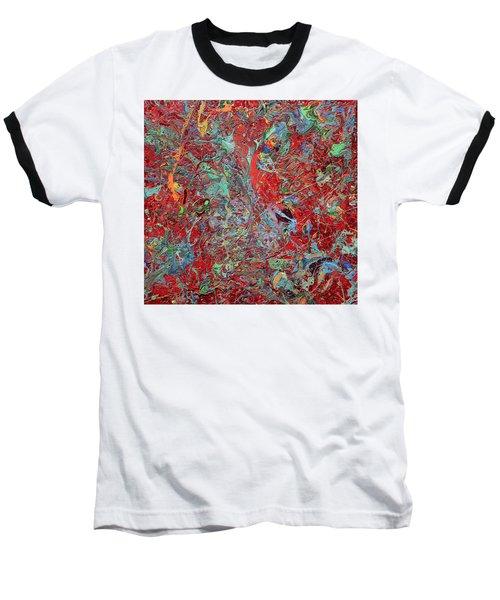 Paint Number Twenty Five Baseball T-Shirt