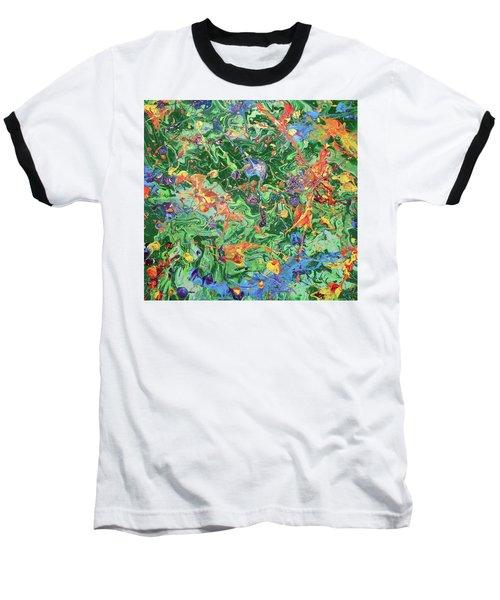 Paint Number Twenty Three Baseball T-Shirt