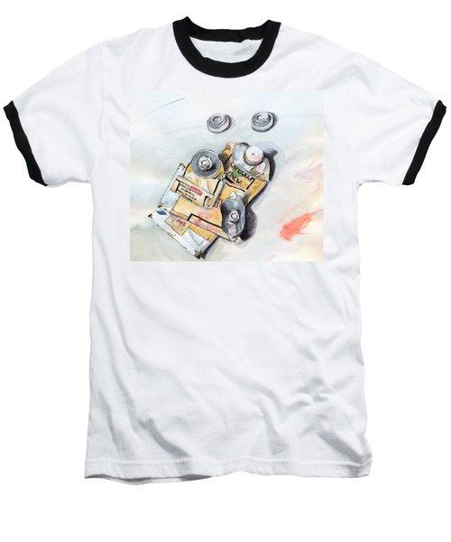 Paint Tubes Baseball T-Shirt