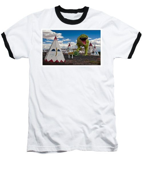 Painted Desert Indian Center  Baseball T-Shirt