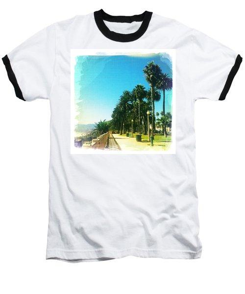 Palisades Park Baseball T-Shirt by Nina Prommer