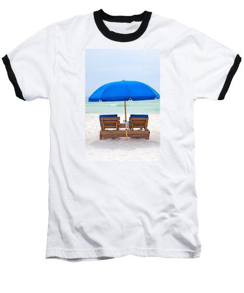 Baseball T-Shirt featuring the photograph Panama City Beach Florida by Vizual Studio