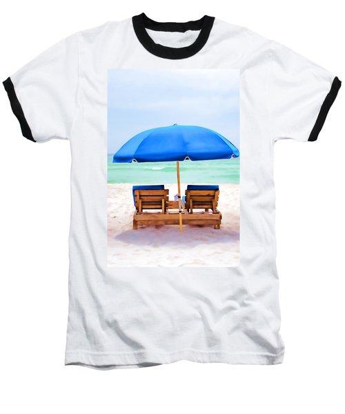 Baseball T-Shirt featuring the photograph Panama City Beach II by Vizual Studio