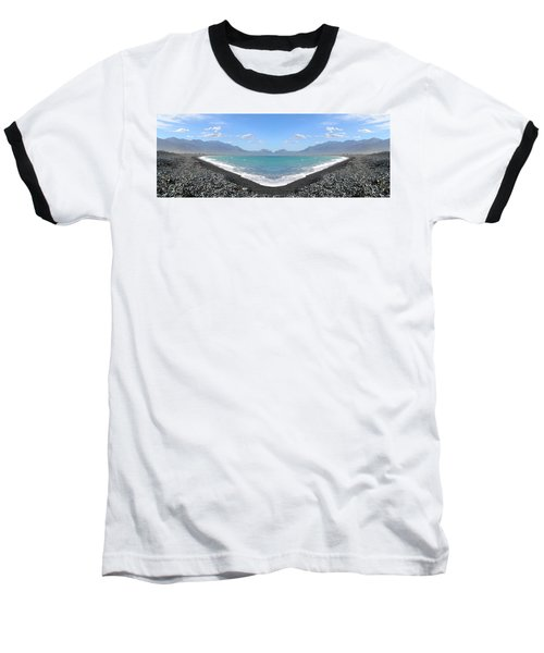 Panorama Lake Baseball T-Shirt