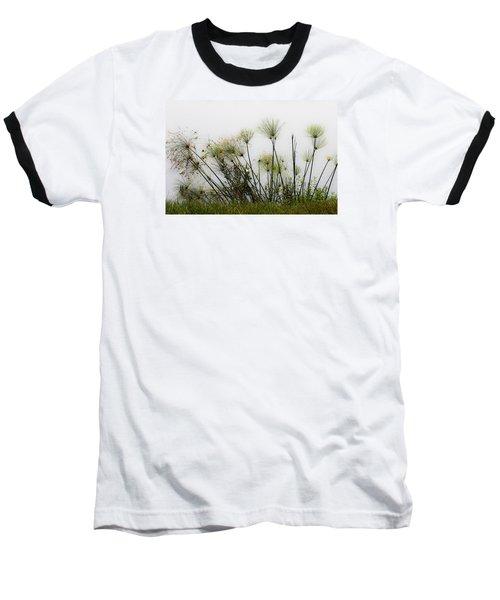 Papyrus Baseball T-Shirt by Menachem Ganon
