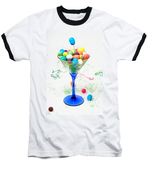 Party Time Baseball T-Shirt