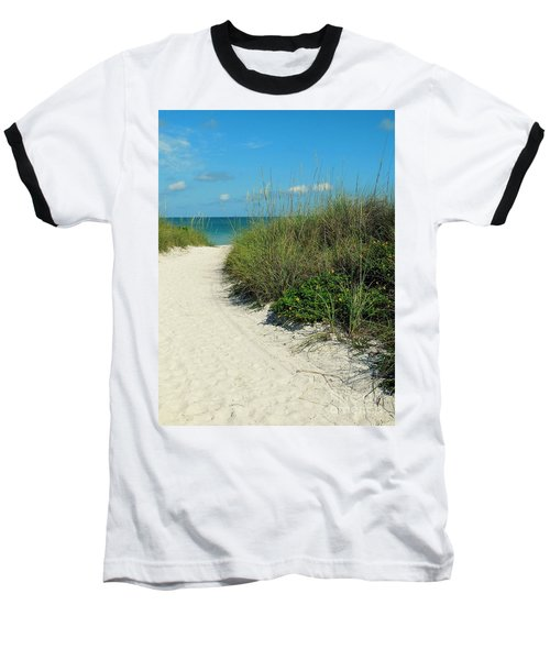 Path To Pass -a- Grille Baseball T-Shirt