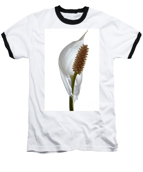 Peace Lily. Baseball T-Shirt