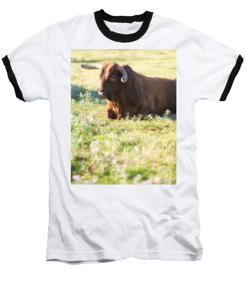 Baseball T-Shirt featuring the photograph Peaceful by Erika Weber