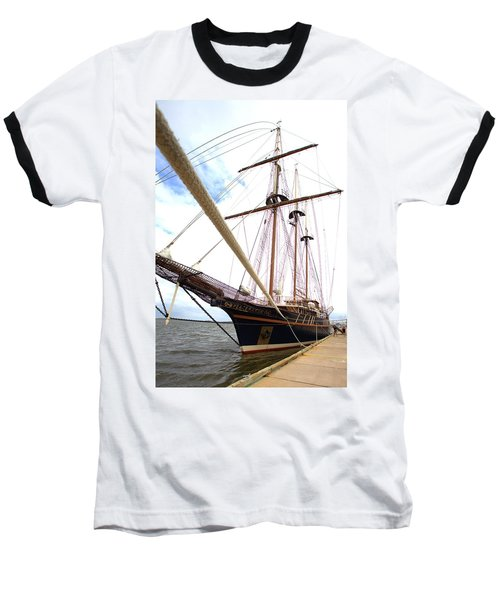 Baseball T-Shirt featuring the photograph Peacemaker by Gordon Elwell