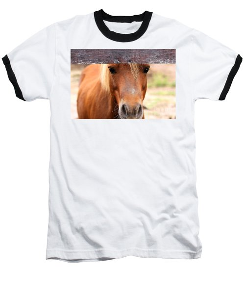 Peaking Pony Baseball T-Shirt