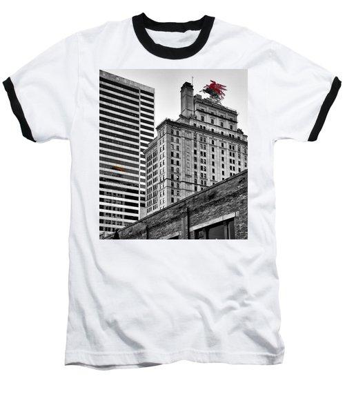 Pegasus Baseball T-Shirt