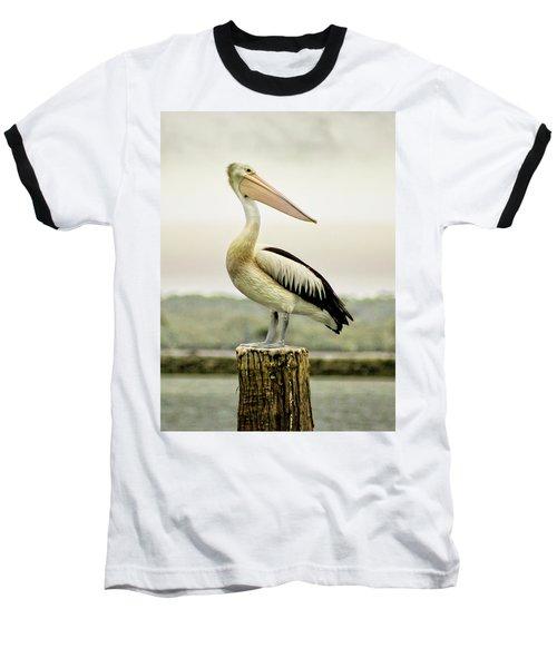 Pelican Poise Baseball T-Shirt