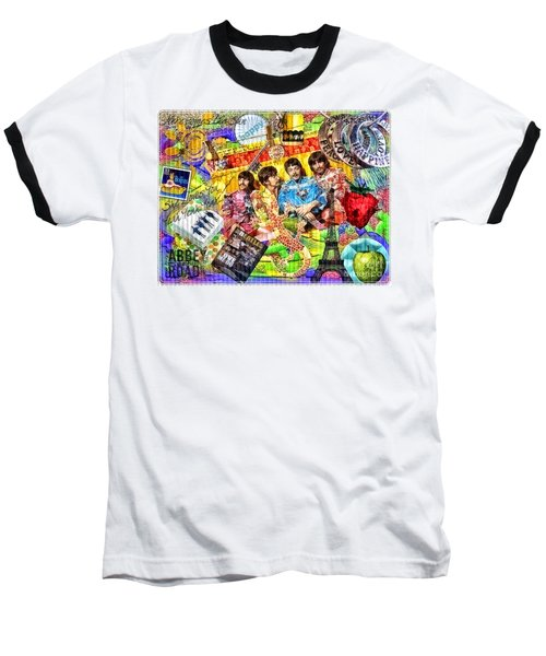 Pepperland Baseball T-Shirt