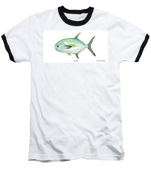 Permit Baseball T-Shirt