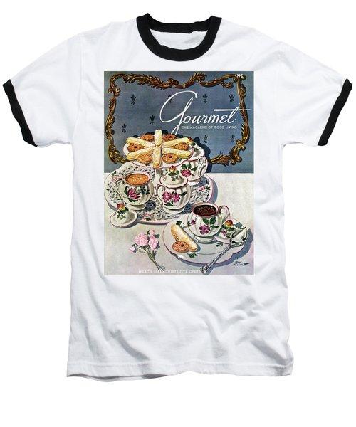 Petits Pots De Creme Baseball T-Shirt