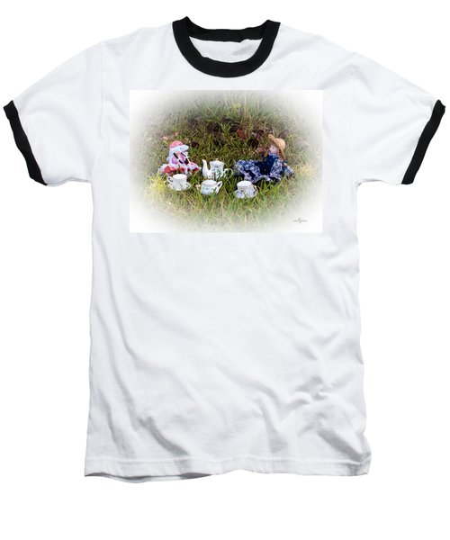 Picnic For Dolls Baseball T-Shirt