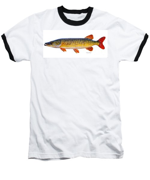 Pike Baseball T-Shirt
