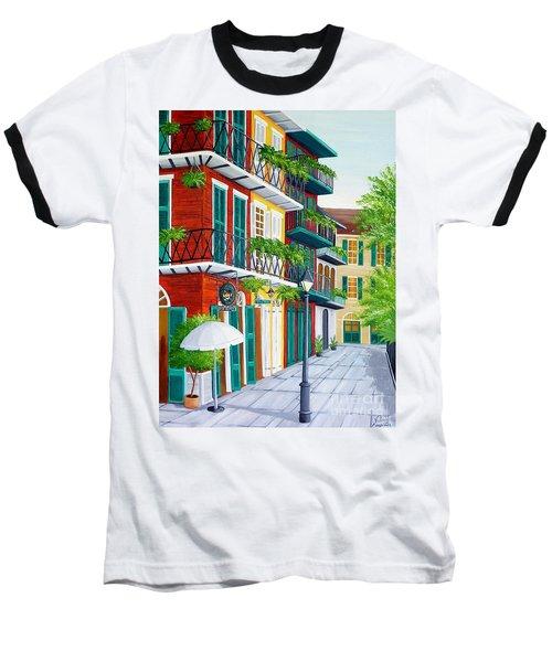 Pirates Alley Baseball T-Shirt
