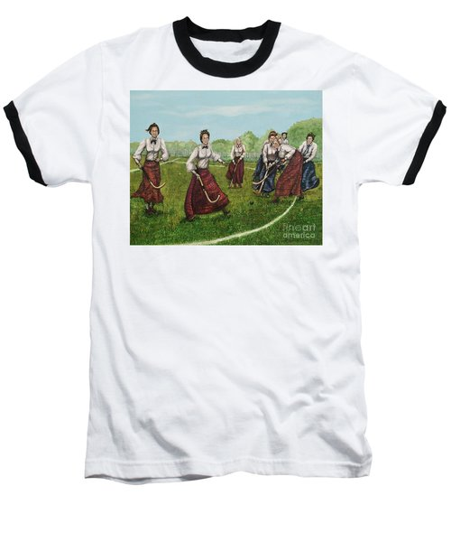 Play Of Yesterday Baseball T-Shirt