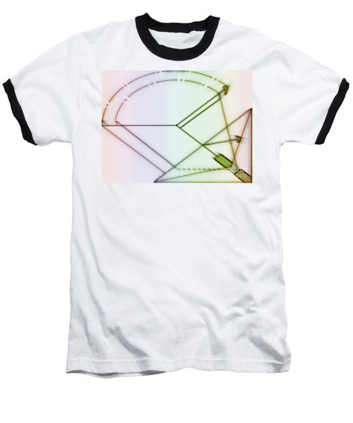 Point-out Projection Baseball T-Shirt