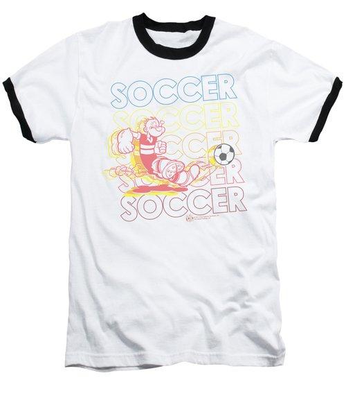 Popeye - Soccer Baseball T-Shirt by Brand A