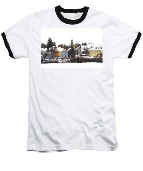 Portsmouth Waterfront Pwwc Baseball T-Shirt
