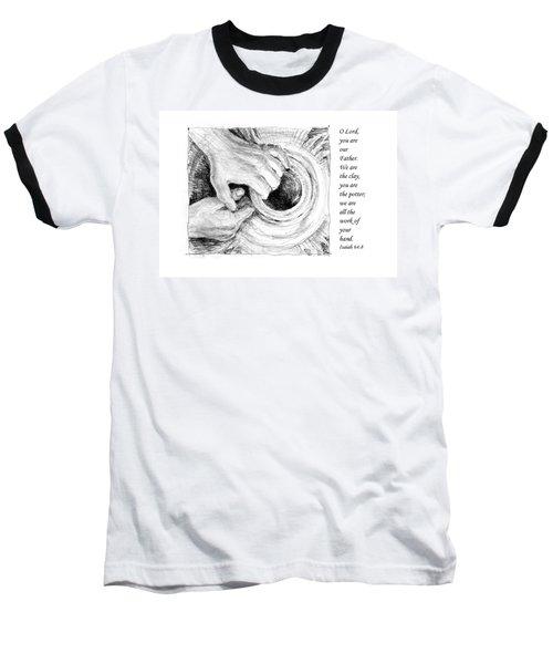 Potter And Clay Baseball T-Shirt
