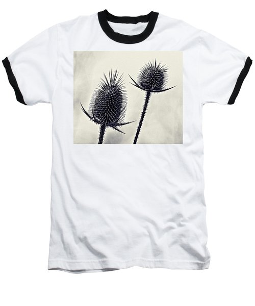 Prickly Baseball T-Shirt by John Hansen
