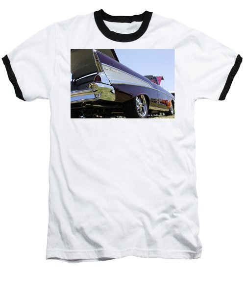 Baseball T-Shirt featuring the photograph Purple And Sexy by Shoal Hollingsworth
