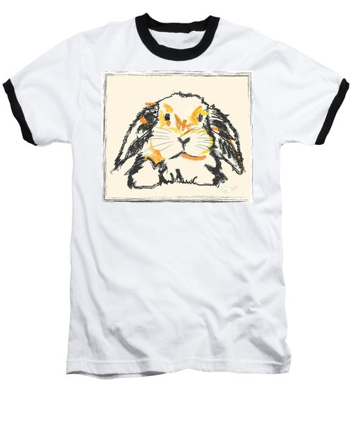 Rabbit Jon Baseball T-Shirt