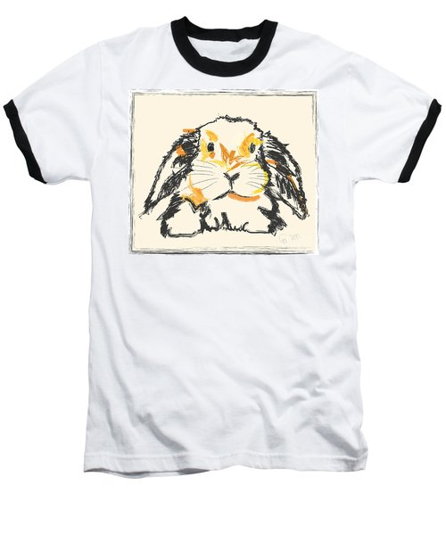 Rabbit Jon Baseball T-Shirt