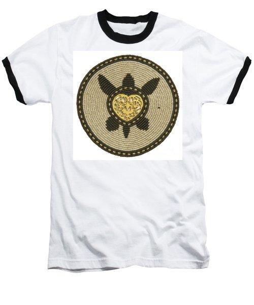 Golden Heart Baseball T-Shirt