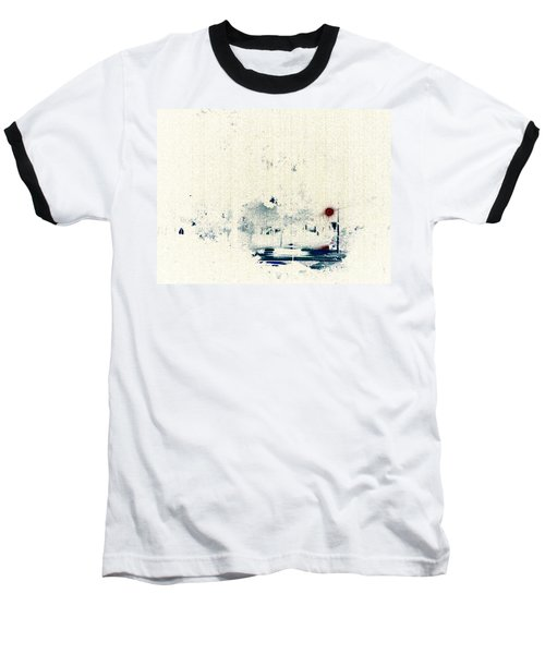 Rain Baseball T-Shirt