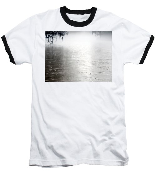 Rain On The Flint Baseball T-Shirt