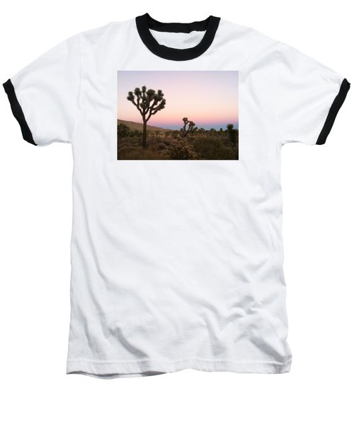 Baseball T-Shirt featuring the photograph Rainbow Morning by Angela J Wright