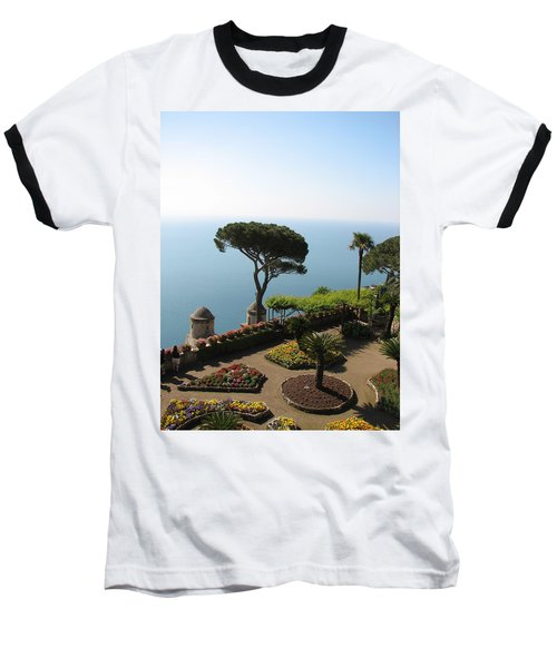 Baseball T-Shirt featuring the photograph Ravello by Carla Parris