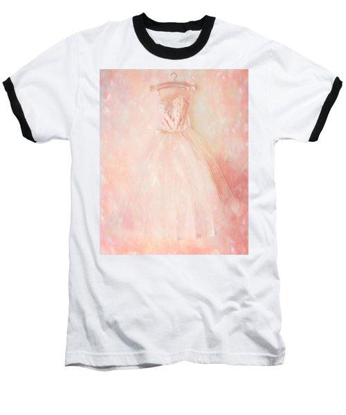 Ready For The Magic Baseball T-Shirt by Theresa Tahara