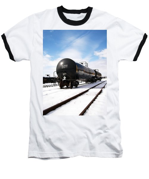 Baseball T-Shirt featuring the photograph Ready To Go by Sara  Raber